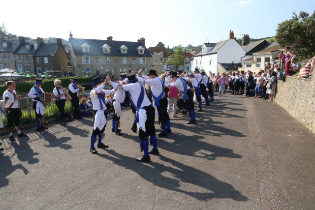 Great Western Morris Men at Beer
