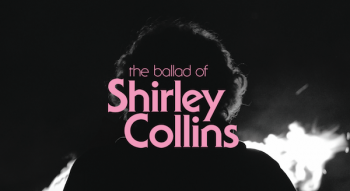 Film poster for The Ballad of Shirley Collins