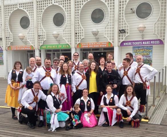 Brighton, Cuckoos and production crew